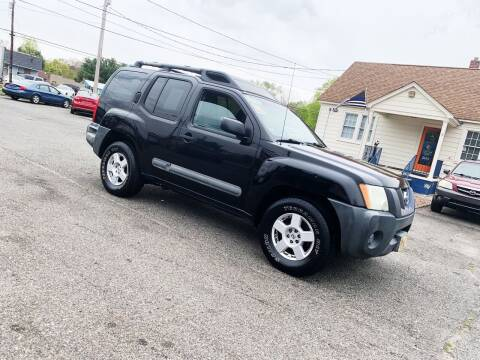 2007 Nissan Xterra for sale at New Wave Auto of Vineland in Vineland NJ