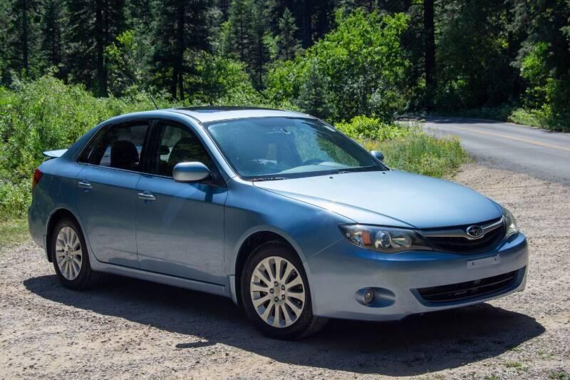 2011 Subaru Impreza for sale at Clarks Auto Sales in Salt Lake City UT