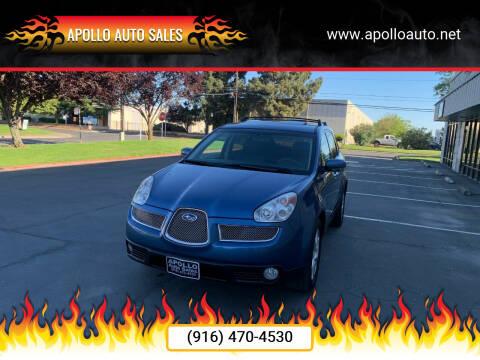2007 Subaru B9 Tribeca for sale at APOLLO AUTO SALES in Sacramento CA