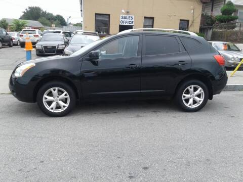 2009 Nissan Rogue for sale at Nelsons Auto Specialists in New Bedford MA