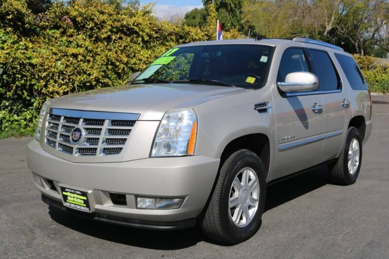 2007 Cadillac Escalade for sale at BAY AREA CAR SALES in San Jose CA