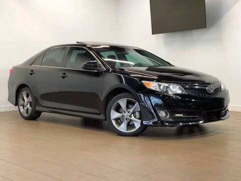 2014 Toyota Camry for sale at Texas Prime Motors in Houston TX