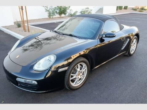 2008 Porsche Boxster for sale at REVEURO in Las Vegas NV