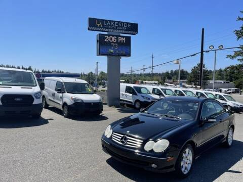 2004 Mercedes-Benz CLK for sale at Lakeside Auto in Lynnwood WA