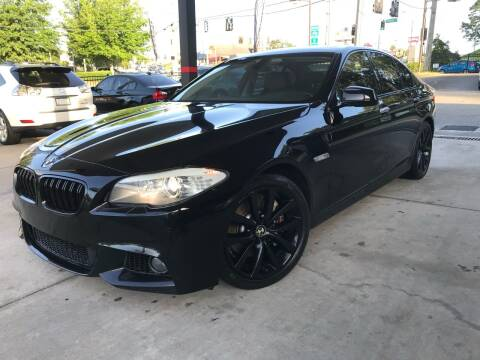 2011 BMW 5 Series for sale at Michael's Imports in Tallahassee FL