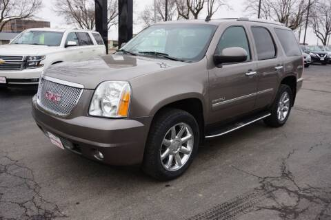 2012 GMC Yukon for sale at Ideal Wheels in Sioux City IA