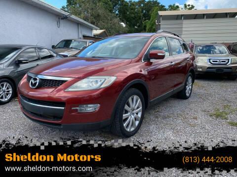 2008 Mazda CX-9 for sale at Sheldon Motors in Tampa FL