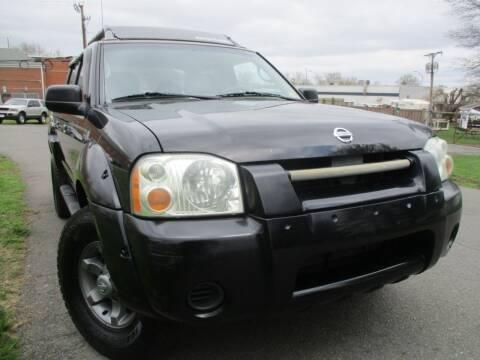 2004 Nissan Frontier for sale at A+ Motors LLC in Leesburg VA