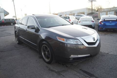 2009 Acura TL for sale at Green Ride Inc in Nashville TN
