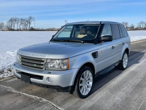 2006 Land Rover Range Rover Sport for sale at Geneva Motorcars LLC in Delavan WI