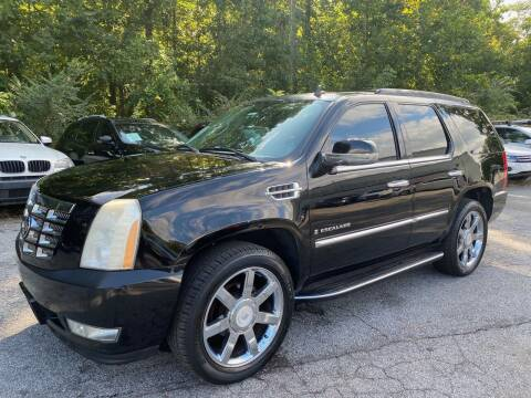 2008 Cadillac Escalade for sale at Car Online in Roswell GA