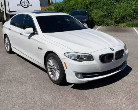 2011 BMW 5 Series for sale at Kingz Auto Sales in Avenel NJ