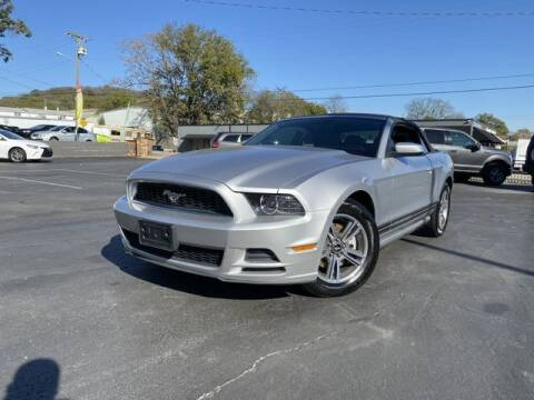 2013 Ford Mustang for sale at Auto Credit Group in Nashville TN