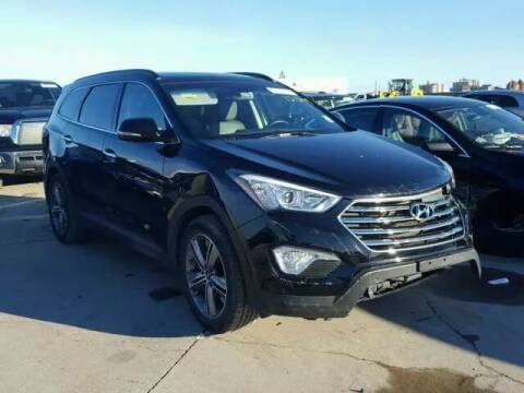 2013 Hyundai Santa Fe for sale at RAGINS AUTOPLEX in Kennett MO