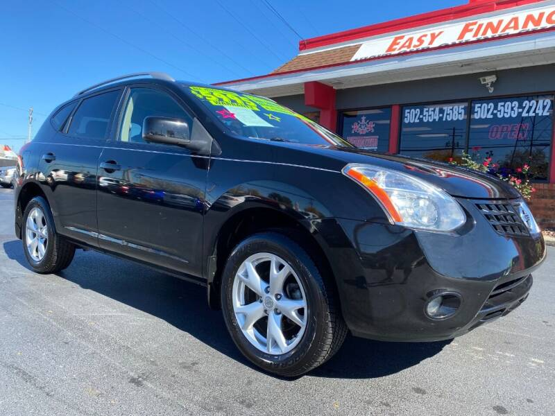 2009 Nissan Rogue for sale at Premium Motors in Louisville KY