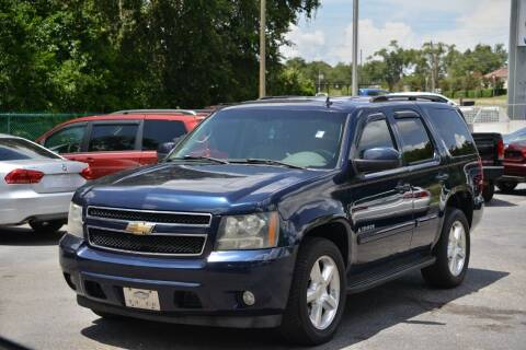2007 Chevrolet Tahoe for sale at Motor Car Concepts II - Kirkman Location in Orlando FL
