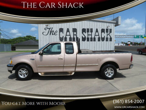 1997 Ford F-150 for sale at The Car Shack in Corpus Christi TX