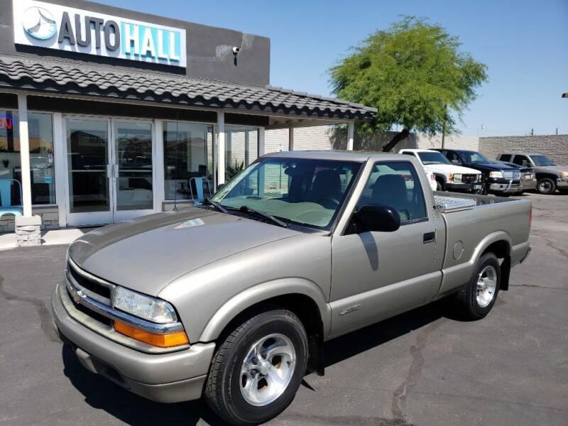 2001 Chevrolet S-10 for sale in Chandler, AZ