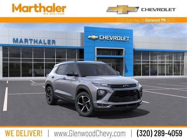 2022 Chevrolet TrailBlazer for sale in Glenwood, MN