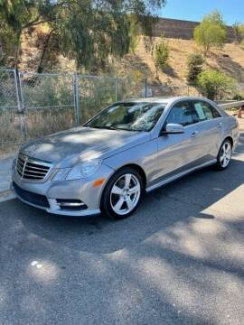 2012 Mercedes-Benz E-Class for sale at Gateway Motors in Hayward CA