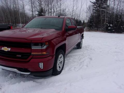 2018 Chevrolet Silverado 1500 for sale at Warga Auto and Truck Center in Phillips WI