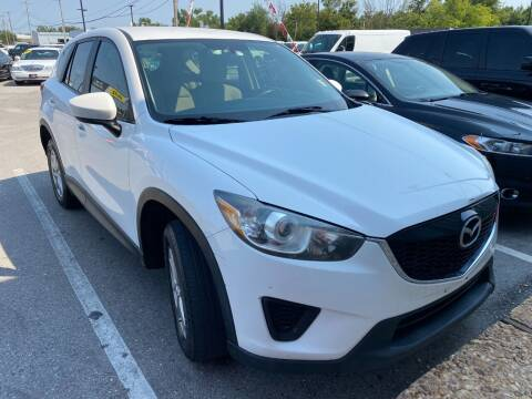 2014 Mazda CX-5 for sale at Auto Solutions in Warr Acres OK