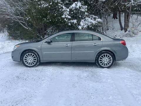 2007 Saturn Aura for sale at Top Notch Auto & Truck Sales in Gilmanton NH