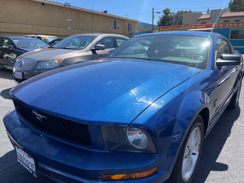 2009 Ford Mustang for sale at CARZ in San Diego CA