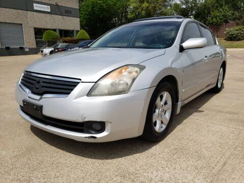 2008 Nissan Altima for sale at ZNM Motors in Irving TX