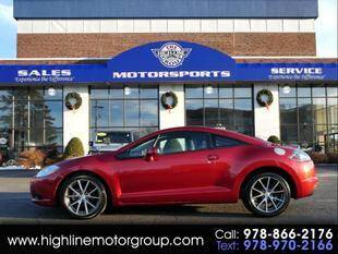 2011 Mitsubishi Eclipse for sale at Highline Group Motorsports in Lowell MA