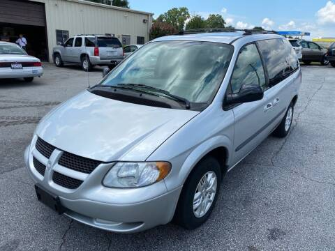 2003 Dodge Caravan for sale at Brewster Used Cars in Anderson SC