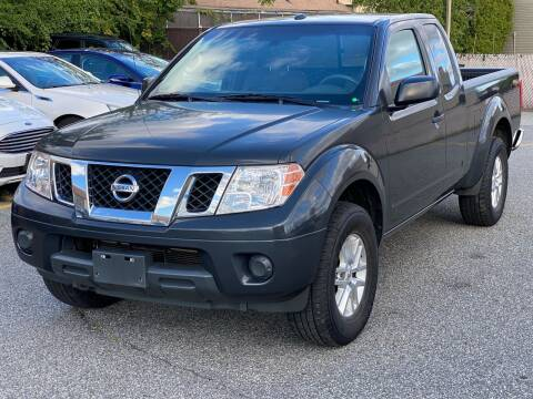 2015 Nissan Frontier for sale at MAGIC AUTO SALES - Magic Auto Prestige in South Hackensack NJ