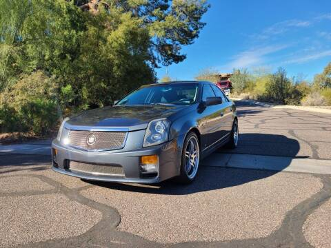 2007 Cadillac CTS-V for sale at BUY RIGHT AUTO SALES in Phoenix AZ