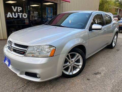 2012 Dodge Avenger for sale at VP Auto in Greenville SC