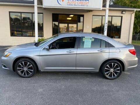 2014 Chrysler 200 for sale at Carolina Auto Credit in Youngsville NC