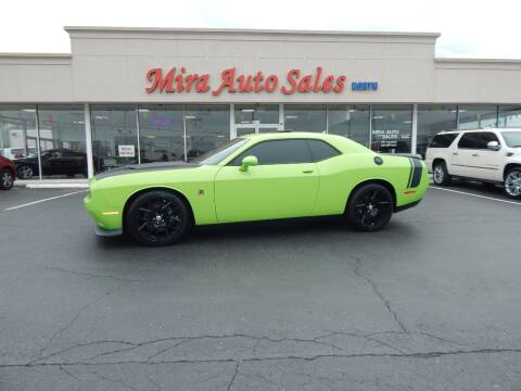 2015 Dodge Challenger for sale at Mira Auto Sales in Dayton OH