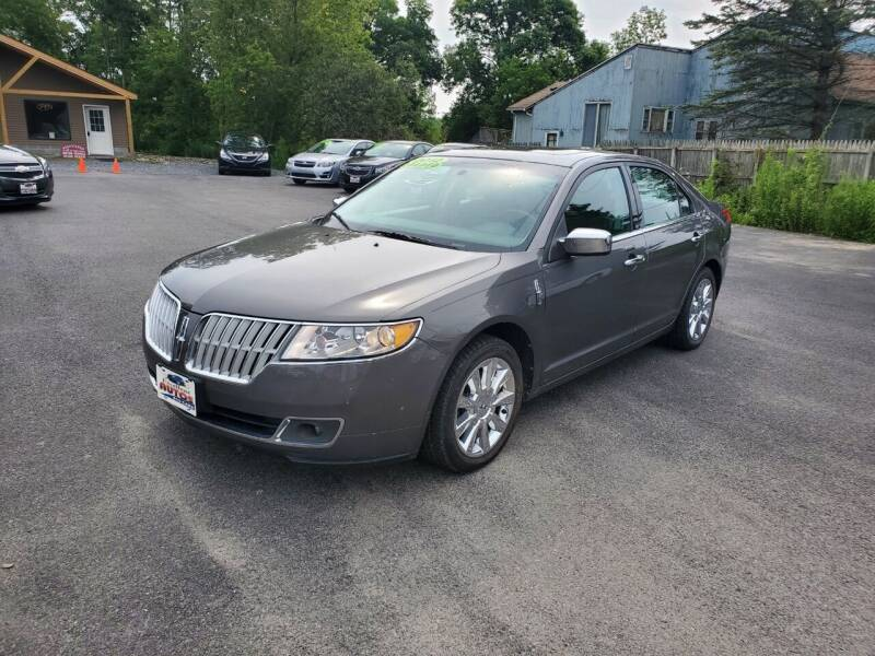 2012 Lincoln MKZ for sale at Excellent Autos in Amsterdam NY