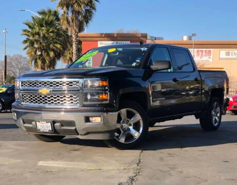 2014 Chevrolet Silverado 1500 for sale at LUGO AUTO GROUP in Sacramento CA