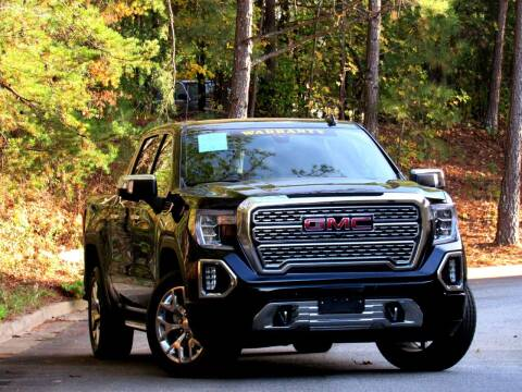 2019 GMC Sierra 1500 for sale at ATLANTA DIRECT AUTO in Duluth GA