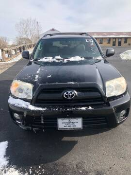 2009 Toyota 4Runner for sale at Wyss Auto in Oak Creek WI