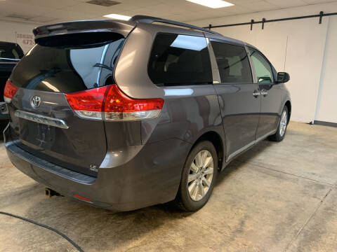 2013 Toyota Sienna for sale at Dominic Sales LTD in Syracuse NY