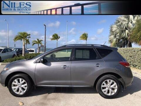 2013 Nissan Murano for sale at Niles Sales and Service in Key West FL