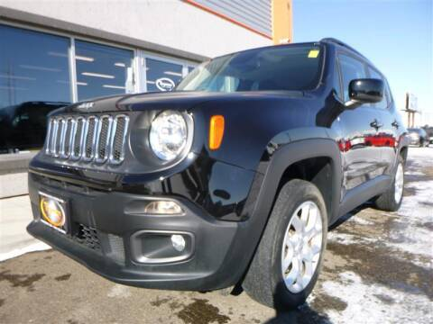 2018 Jeep Renegade for sale at Torgerson Auto Center in Bismarck ND