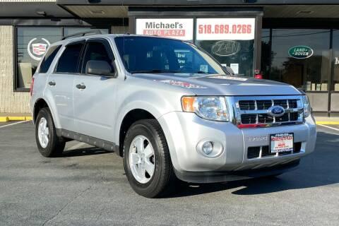 2012 Ford Escape for sale at Michaels Auto Plaza in East Greenbush NY