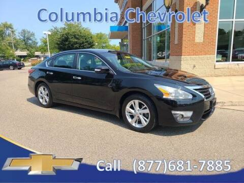 2014 Nissan Altima for sale at COLUMBIA CHEVROLET in Cincinnati OH
