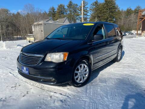2014 Chrysler Town and Country for sale at Hornes Auto Sales LLC in Epping NH