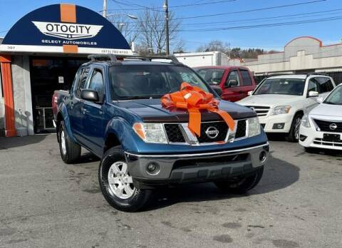 2005 Nissan Frontier for sale at OTOCITY in Totowa NJ