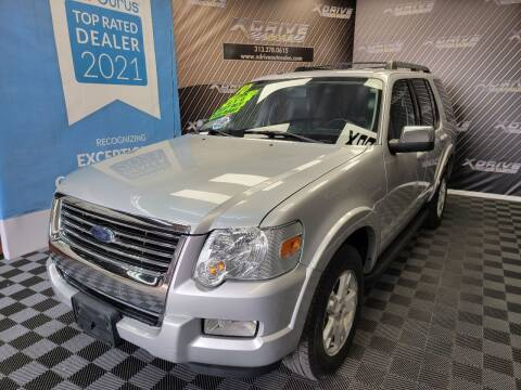 2010 Ford Explorer for sale at X Drive Auto Sales Inc. in Dearborn Heights MI