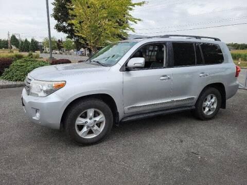 2013 Toyota Land Cruiser for sale at Karmart in Burlington WA