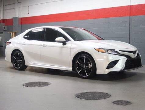 2020 Toyota Camry for sale at CU Carfinders in Norcross GA